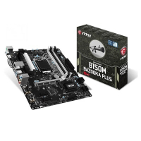 B150M BAZOOKA PLUS - Intel B150, LGA1151, DDR4(Dual Channel), microATX