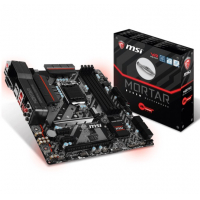 B250M MORTAR - Intel B250, LGA1151, DDR4(Dual Channel), microATX