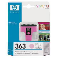 HP 363 Light Magenta Ink Cartridge