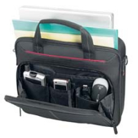 "Notebook Case - Preta, Nylon, para portáteis de 15""/15.4"""