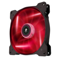 LED Fan AF120-LED, Red, Single Pack