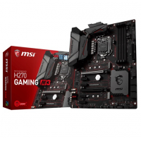 H270 GAMING M3 - Intel H270, LGA1151, DDR4(Dual Channel), ATX