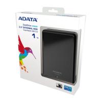 HDD EXTERNO 2.5P ADATA 1TB USB 3 AHV620-1TU3-CBK PRETO