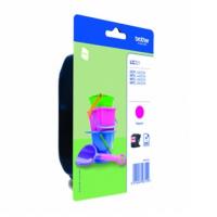 Cartucho tinta magenta Blister, 260 págs., para: DCP-J562DW/ MFC-J480DW/ MFC-J880DW