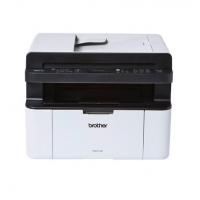 MFC-1910W - Mult. com scanner Horizontal com fax: Impressora laser 20ppm, Copiadora 20cpm, Scanner plano cor, Fax laser, PC Fax, bandeja para 150 folhas, 32 MB, ADF para 10 folhas, GDI