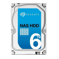 "HDD 6TB NAS 3.5"" SATA 6 Gb/s 7200 rpm 128mb Cache"