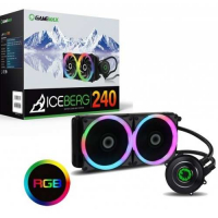 WATER COOLER CPU ICEBERG 240 - GAMEMAX