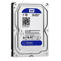 "HDD 1TB Blue 3.5"" SATA 6 Gb/s 5400 rpm 64mb Cache"