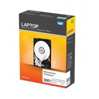 """WD Scorpio Blue HDD 500GB 8mb cache 5400rpm 2.5"""" SATA 7mm em caixa de Retalho"""