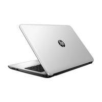 "HP 15-ay011np - Intel Celeron N3060, SDRAM DDR3L-1600 de 4GB, SATA 1TB 5400 rpm, 15.6"", Placa gráfica Intel HD 400, Combo 802.11b/g/n (1x1) e Bluetooth 4.0, Windows 10 Home 64 - Prateado branco"