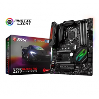 Z270 GAMING PRO CARBON - Intel Z270, LGA1151, DDR4(Dual Channel), ATX