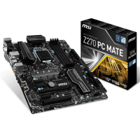 Z270 PC MATE - Intel Z270, LGA1151, DDR4(Dual Channel), ATX