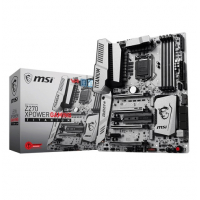 Z270 XPOWER GAMING TITANIUM - Intel Z270, LGA1151, DDR4(Dual Channel), ATX