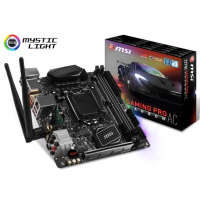 Z270I GAMING PRO CARBON AC - Intel Z270, LGA1151, DDR4(Dual Channel), Mini-ITX