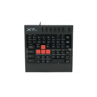 Teclado mini A4Tech X7 G100 Gaming Pro USB