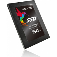 SSD 2.5P ADATA SP900 64GB SATA3 550/505MB/S