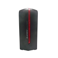 Caixa Gamer Slayer II Black / Red Edition