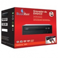 DVDRW SATA BLUERAY 20X DUAL LAYER PRETO RETAIL - RW3010RS05
