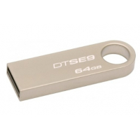 DataTraveler 64gb USB 2.0 SE9 (Metal casing)