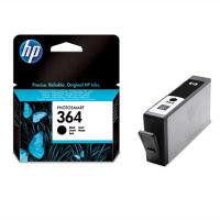 HP 364 Black Ink Cartridge with Vivera Ink