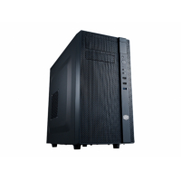 """N200, Micro-ATX, Mini-ATX, Mesh Front Panel, Supports graphics cards up to 355mm/14"""" in length, 240mm radiator in the front, one optional 120mm fan on the side panel, 3.5''HDD x 3 and 2.5''SSD x 4, USB 3.0 x 1, USB 2.0 x 2, w/o PSU"""