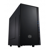 Silencio 352 Matte, 1st micro ATX with noise cancelling foam, 2x120mm X-Flow fan, Dual USB 3.0, SD Card Ready, Support up to 4 SSDs and 3 HDDs, Long VGA (up to 355mm) and CPU coolers up to 155mm, Multiple filters. Matte front