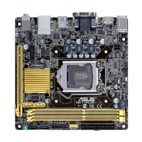 H81I-PLUS - LGA 1150, Intel H81, 2DDR3(Dual Channel), vga integrada, 1 x D-Sub + 1 x DVI+ 1 HDMI ,SATA 6Gb/s*2 + SATA 3Gb/s*2 MiniITX