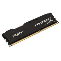 DDR3 HyperX 8GB 1600MHz CL10 FURY Black Series