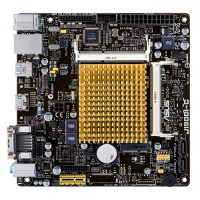 J1900I-C - INTEL J1900, DDR3 1333/1066, (MINI ITX)