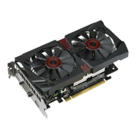 STRIX-GTX750TI-OC-2GD5 - NVIDIA GeForce GTX750TI, PCI Express 3.0, 2GB GDDR5