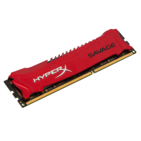 DDR3 HyperX 4GB 1600MHz CL9 Savage