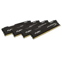 DDR4 16GB 2133MHz CL14 (Kit of 4)HyperX FURY Black Series