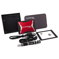HyperX 240gb SAVAGE SSD SATA 3 2.5 Bundle Kit