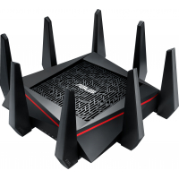 RT-AC5300 WEU 13 P EU - Tri-band 4x4 Gigabit Wireless