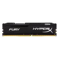 DDR4 16GB 2400MHz CL15 DIMM HyperX FURY Black
