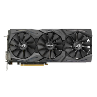STRIX-GTX 1080-A8G GAMING - NVIDIA Geforce GTX 1080 Advanced 8G GDDR5X PCI-E 3.0