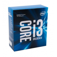 intel® Core I3-7350K, 4.2 GHZ 4MB LGA 1151 (Kabylake) - sem cooler