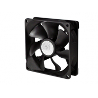 Blade Master 80mm, PWM Fan 800-3000 RPM, Anti-Vibration Rubber, 13 ~ 28 DBA