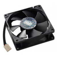 80 MM STANDARD CASE FAN 3 PIN (ONE BALL)