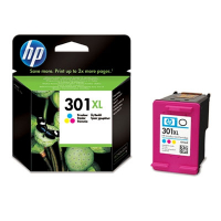 HP 301XL Tri-color Ink Cartridge