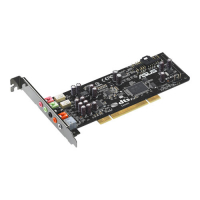 XONAR_DS - Placa de som PCI 7.1