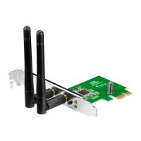 PCE-N15 - Wireless PCI express 802.11n, 300mbps
