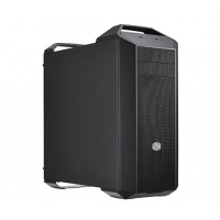 MasterCase 5, modular tower with exterior expandability, unique click and click, supports up to 6x 140mm fans, easier to install water cooling, dual chamber, slip-and-clip solid state drive pockets - Sem Fonte