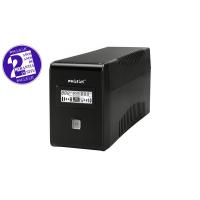 UPS PHASAK LCD Interactive 650VA