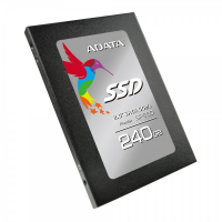 SSD 2.5P ADATA SP550 240GB SATA3 560/510MB/S