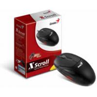 XSCROLL PS2 - Rato óptico PS2 Preto
