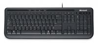 Wired Keyboard 600 USB Port Português Hdwr - Preto