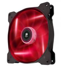 LED Fan AF140-LED, Red, Single Pack
