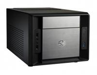 "Elite 120 Advanced, ultra compact, Unprecedented airflow for a Mini-ITX case, Supports Ultra High-End VGA's (HD7990/GTX690), USB 3.0, 1x 5.25"", 3 x 3.5"" Suports standard ATX PSU - Sem Fonte"
