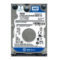 """WD Blue HDD 500GB 8mb cache 5400rpm 7 mm 2.5"""" SATA 6Gb/s"""